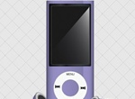 4 Colorful iPod Nano Vector Devices