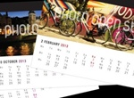 Stunning 2013 Vector Photo Calendar