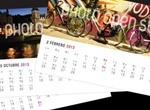 2013 Yearly Spanish Calendar With Photos