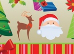 Christmas Vector Graphic Elements Set