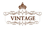 Decorative Vintage Vector Frame