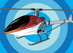 Remote Control Hurricane Vector Illustration