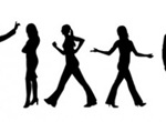 7 City People Vector Silhouettes Pack