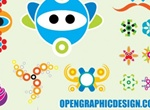 Fun Wacky Colorful Vector Graphics