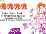 Indian Brush Pack 1