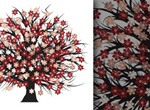 Free Blossomed Vector Tree