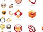 27 Dimensional Symbols Logos Vector Pack