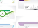 5 Simple Clean Envelope Design Templates
