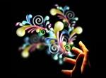 Amazing Vector Swirl
