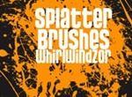 Super Crazy Splatter Brushes