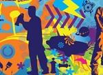 Colorful Vector Grunge Hip Hop Art Pack
