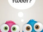 Twitter Birds Wanna Tweet Vector Graphics