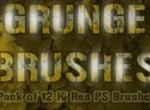 Grunge Wall Brushes