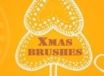 Xmas Brushes