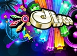 Exciting Disco Party Music Vector Background
