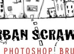 Urban Scrawl Photoshop Brushes