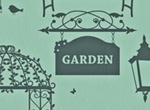Romantic Vintage Garden Photoshop Brushes