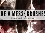 Make a Mess Brush Pack