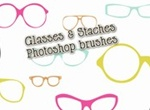 PS Brushes Glasses And Staches