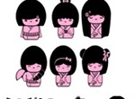 China Doll's Brushes