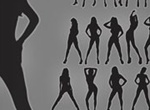 Sexy Silhouettes Brushes