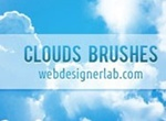 Free Clouds Brushes