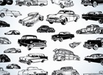 25 Amazing Vintage Vector Cars Collection