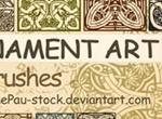 Ornament Art Brushes