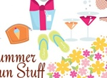 Creative Summer Fun Items