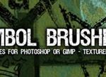 Symbols 1 Brush Pack