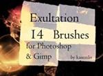 Exultation Brushes