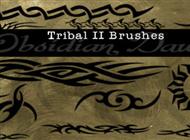Tribal II Photoshop & GIMP Brushes