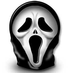 Halloween, Horror, Scream Icon