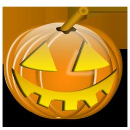 Halloween, Jack, Lantern, Pumpkin Icon