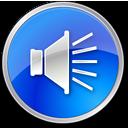 Volumenormalblue Icon