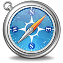 Apple, Brower, Browser, Compass, Safari Icon