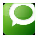 Box, Green, Social, Technorati Icon