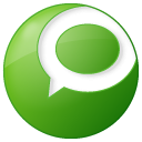 Button, Green, Social, Technorati Icon