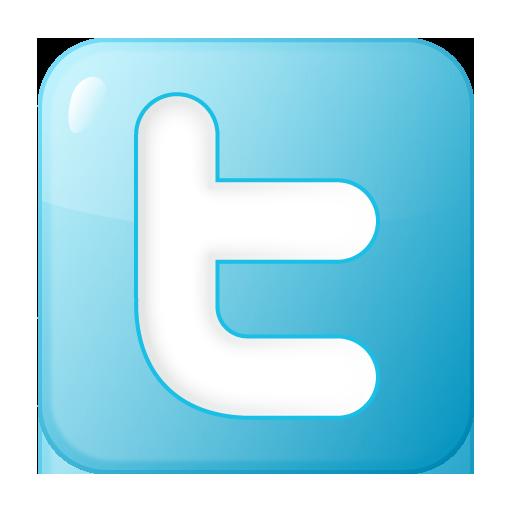 Blue, Box, Social, Twitter Icon