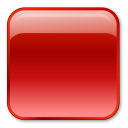 Box, Red Icon