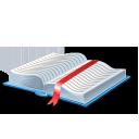 Book, Bookmark, Diary, Learn, School Icon