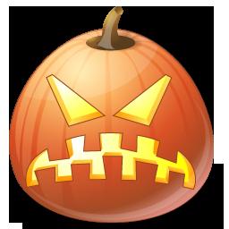 Angry, Halloween, Jack, Lantern, Pumpkin Icon