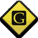 Google, Logo, Square Icon