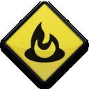 Feedburner, Logo Icon