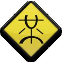 Logo, Mister, Wong Icon