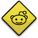 Logo, Reddit Icon