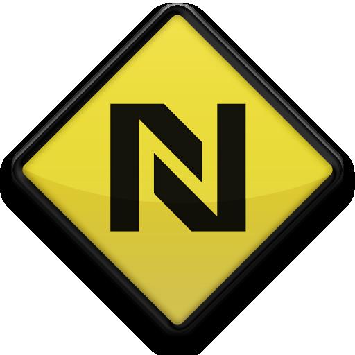 Logo, Netvous Icon