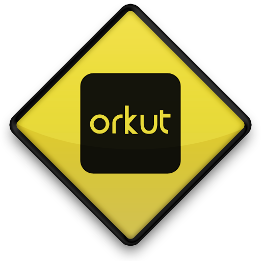Logo, Orkut, Square Icon