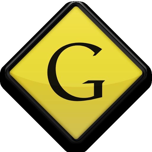 Google, Sign Icon