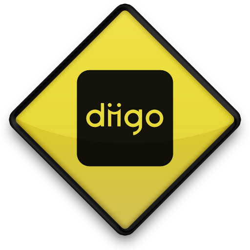 Diigo, Logo, Square Icon